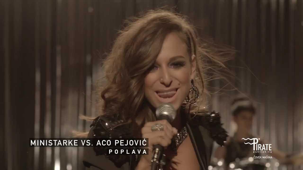 Ministarke ft. Aco Pejovic - Poplava