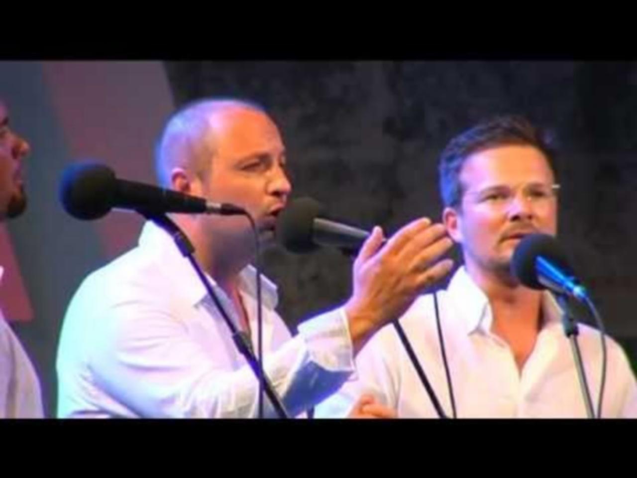 Proplakat će srce (live) - Klapa Šufit (OFFICIAL VIDEO)