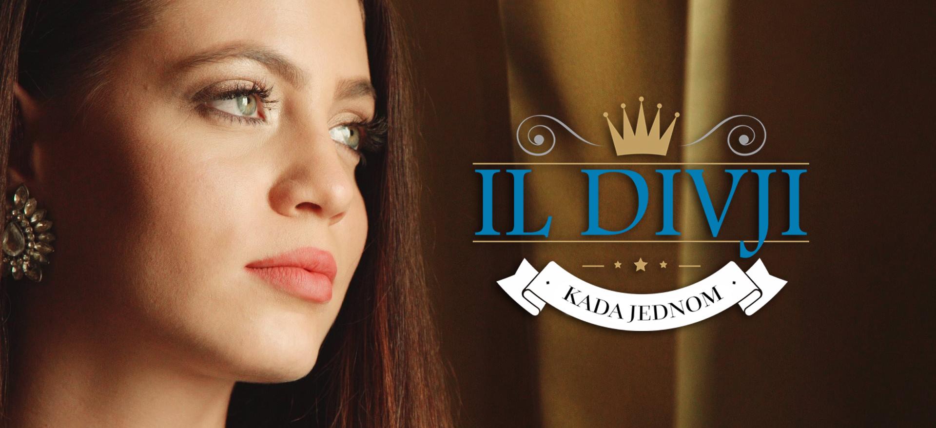 IL DIVJI - Kada jednom (Official Video)