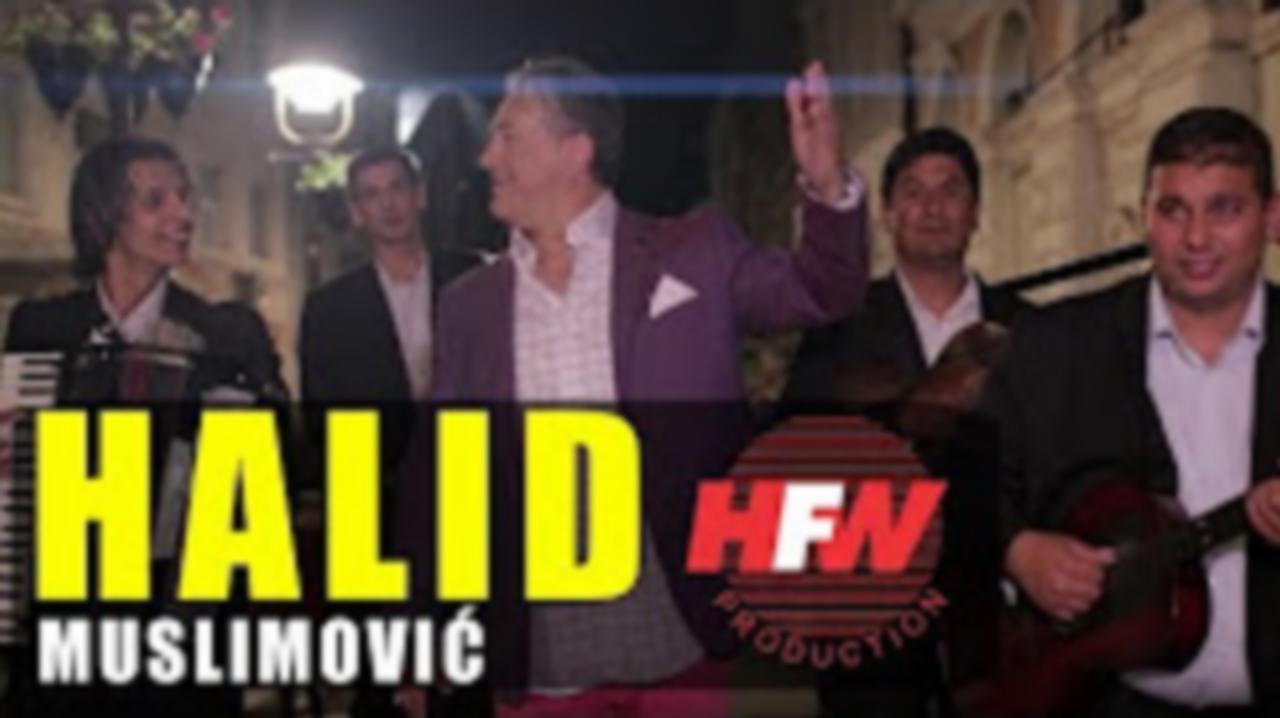 Halid Muslimovic - Jesenje lisce - ( Official Video 2017 )