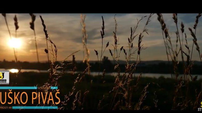 DUSKO PIVAS - Oprosti mi (Official Video fullHD) NOVO! © 2017