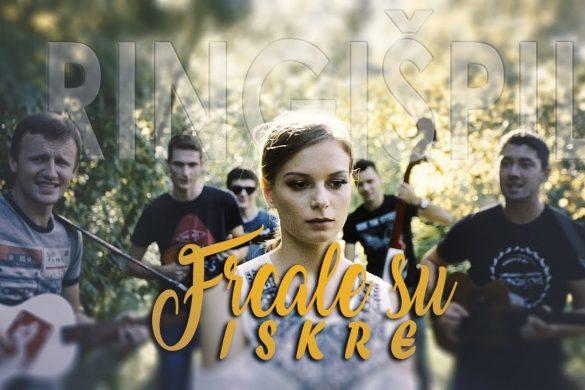 Ringispil - Frcale su iskre (Official video)