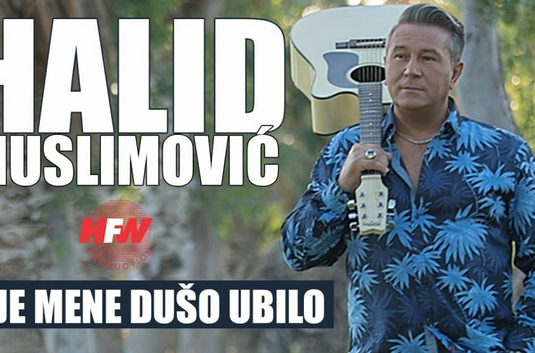 Halid Muslimovic - Nije mene duso ubilo - ( Official Video 2017 ) HD