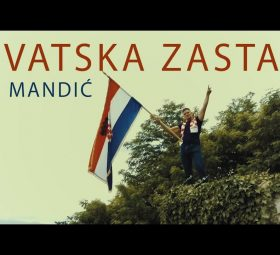 Ivan Mandić - Hrvatska Zastava (Official video)