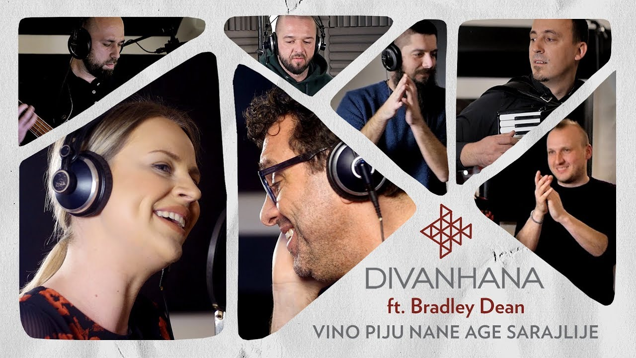 Divanhana - Vino piju nane age Sarajlije (Official video)